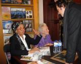 and magazine signing