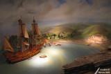 Diorama - Mayflower