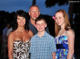 Kathy, Mark, Blake, Kylee