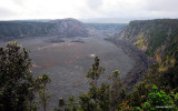 Kilauea Iki and caldera