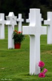 NORMANDY AMERICAN CEMETERY , Colleville-sur-Mer, France