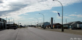 main street Churchill Manitoba