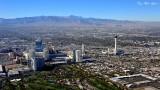 Las Vegas and the Strip