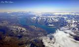 Over Itilleg Fjord, Greenland