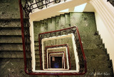square staircase