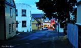 going to main street  Reykjavik  Iceland