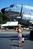 Swissair DC-3