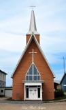 Catholic Church Churchill MB