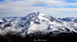Sitkim Glacier, Scimitar Glacier, Kennedy Glaicer on Glacier Peak