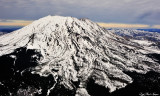 Worm Flows of Mt St Helens