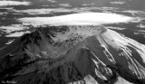The Crater of Mt St Helens