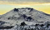 Mt St Helens and lava dome