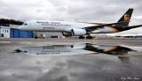 UPS 757 Boeing Field