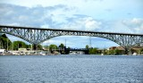 Aurora Bridge, Freemont Bridge, Ship Canal, Lake Union, Seattle, WA