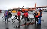 Safety team, Valdez Fly In 2012, Valdez Airport, Alaska
