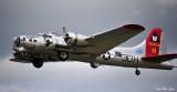 Boeing B-17G Aluminum Overcast, EAA, Boeing Field, Seattle
