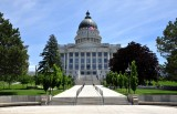 Salt Lake City, State Capital, Utah