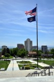 Downtown Salt Lake City, Utah State Capital, Utah