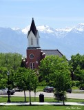 White Memorial Church, Salt Lake City, Utah
