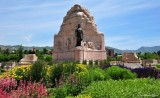 The Mormon Battalion, Utah State Capital, Salt Lake City, Utah