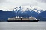 Westerdam, Holland America Line, Sitka, Alaska