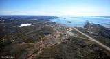 Iqaluit Airpor,t City of Iqaluit, Captial of Nunavut, Baffin Island, Canada
