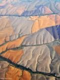colorful farm land, Umtilla,Oregon