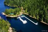Beaver Owners Pilots Association, DHC-2 Beaver, Dent Island Lodge, British Columbia, Canada 2012