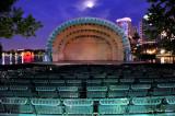 Lake Eola Amphitheater, Orlando, Florida