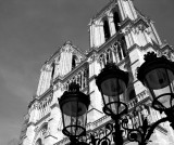 Lamps and Notre Dame