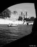 boat and Notre Dame