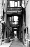 walkway in Venice