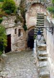 Gate at Les Baux de Provence