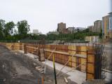CFFF Memorial Construction