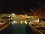 Deep end of pool