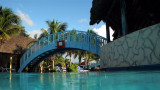 Bridge to pool bar