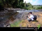 Tad Yuang Waterfall