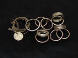 Vel is making coin rings