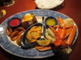 My B-Day Dinner