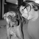 Me and my baby girl!