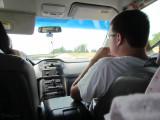 A long drive home
