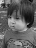 Tristan being cute