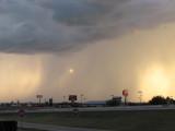 Sun thru the Rain