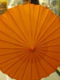August is Orange