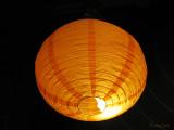 Orange - Paper Lantern