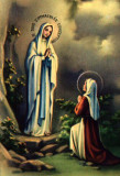 I am the Immaculate Conception, 1858