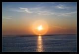 8240 sunset Waddenzee