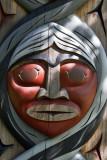 3341 Native Indian art, Stanley Park Vancouver