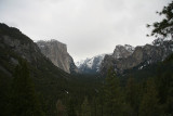 Tunnel View on Monday