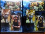 B&N Season 4 cover vs fake Season 4 inside color images